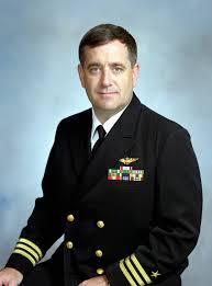 Commander Daryl Johnson, USN - U.S. National Archives Public ...