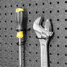 pinnacle pegboard assorted tool holder