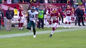 Highlight: Scoop-and-score TD at the buzzer! Nigel Bradham is on ...
