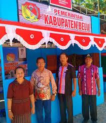 pemda belu ikut serta dalam pameran pembangunan dan hiburan rakyat