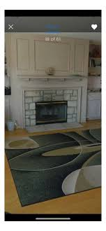 need ideas for stone fireplace update