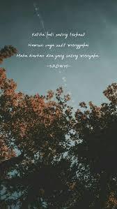 cinta itu cinta baper katakatabaper quotes rindu
