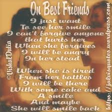 on best friends poetry jalvis quotes