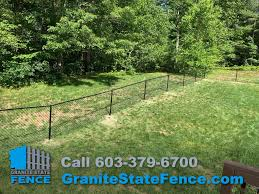 Chain Link Fence Fence Installation Fence Company In Derry Nh Granite State Fence