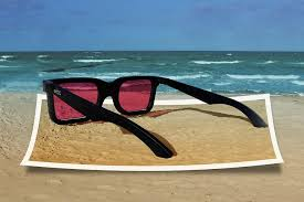 Okulary Artwork Zingst Sea Pink - Darmowe zdjęcie na Pixabay