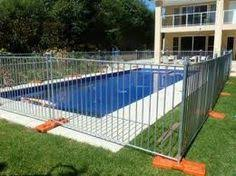 7 Best Temporary Pool Fence Images Temporary Pool Fencing Pool Fence Fence