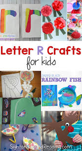 letter r crafts for pre or