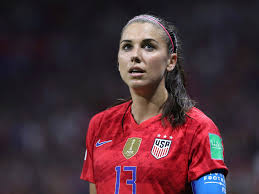 Alex Morgan's competitive drive that's made her a USWNT icon - Insider