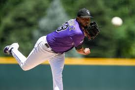 Rockies Name German Marquez Opening Day Starter | iHeartRadio