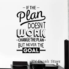 Nspire Office Decoration Motivation Wall Stickers Mural Vinyl Decal Bedroom Inspirational Quote Wall Decals Room Decor Wall Stickers Decoration Wall Stickers Decoration For Home From Joystickers 11 85 Dhgate Com
