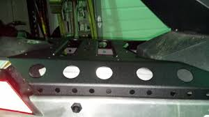 ski doo xp xr rear cargo rack