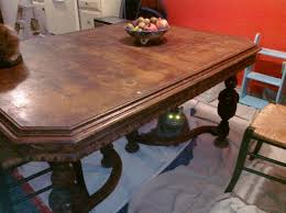 saucy vine dining table need help