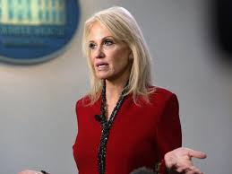 Kellyanne Conway daughter claims she's ...