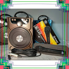 BÃO GIÁ Loa xách tay karaoke bluetooth không dây + 1 Mic chính hãng Arirang  hút âm tốt DP90057 HOT, giá chỉ 707,900đ! Mua ngay kẻo hết!
