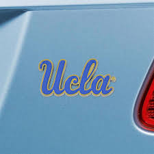 Ucla Bruins Car Emblem Color Metal Car Logo Decal