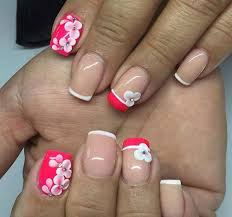 50 creative acrylic nail designs with