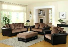 brown couches living room design couch
