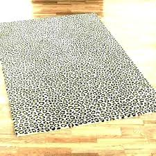 grey zebra print rug gray animal print
