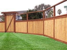 Bamboo Grove Photo Bamboo Fence Panels