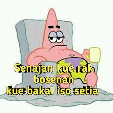 spongebob meme bahasa jawa home facebook
