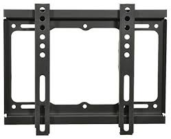 fixed tv wall bracket for led lcd