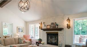 white brick fireplace ideas to use in