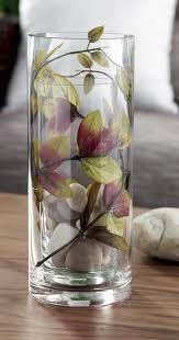 vase inside a vase vase fillers diy