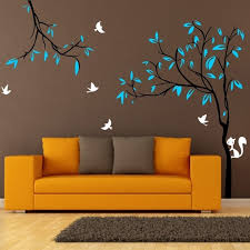 Hot Sale Giant Tree Birds Wall Stickers Removable Vinyl Wall Decal Tv Background Nursery Kids Baby Room Decor Mural D377c Decoration Murale Vinyl Wall Decalsbaby Room Decor Aliexpress