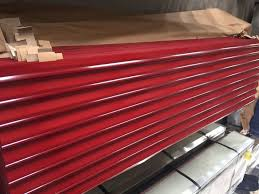 corrugated steel roof sheets with matt