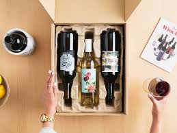 quirky gift wine bottle gl cheers