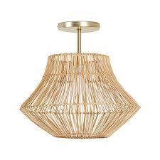 rattan ceiling light ceiling lights