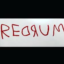 The Shining Redrum Horror Scary Vinyl Decal Classic Horror Jason Freddy It Creepy Tattoos Scary Tattoos Movie Tattoos