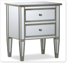 help i need a mirrored bedside table