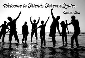 friends forever quotes home facebook