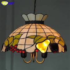 orchid hummingbird tiffany pendant lamp