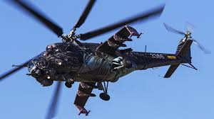 wallpaper helicopter mil mi 24