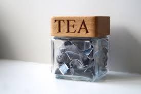 personalised food storage jars