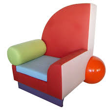 bel air chair by peter shire for