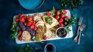 3840x2160 healthy fibrous foods
