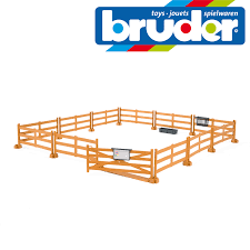 Bruder Farm Accessories Pasture Fence Brown Kids Farming Toy Model Scale 1 16 4001702626044 Ebay