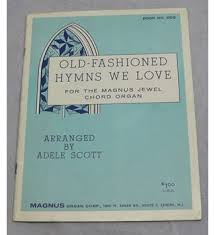 Old-fashioned Hymns We Love by Adele Scott | Oxfam GB | Oxfam's Online Shop