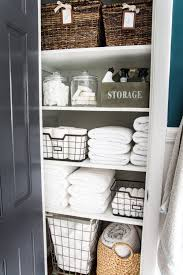 linen closet organization ideas how