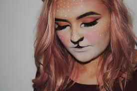 20 deer makeup designs trends ideas