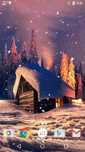 خلفيات متحركة الثلوج For Android Apk Download