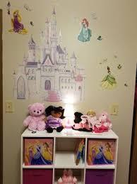 Roommates Disney Princess Princess Castle Peel Stick Giant Wall Decal Walmart Com Walmart Com