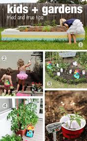 play spaces children s veggie gardens