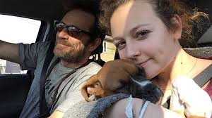 Luke Perry's Daughter Says She Misses Him ''a Little Extra Today'' - E!  Online
