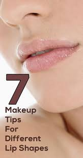 makeup tips for diffe lip shapes