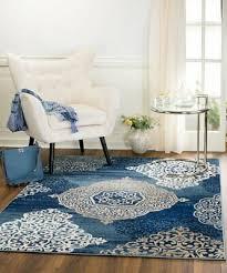 modern area rug design w soft pile