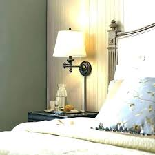 lighting wall mounted bedside lamps